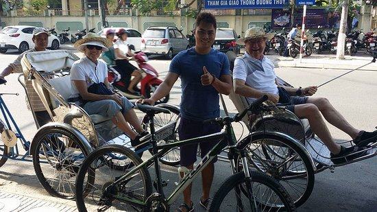 Pedicab Tours Nha Trang