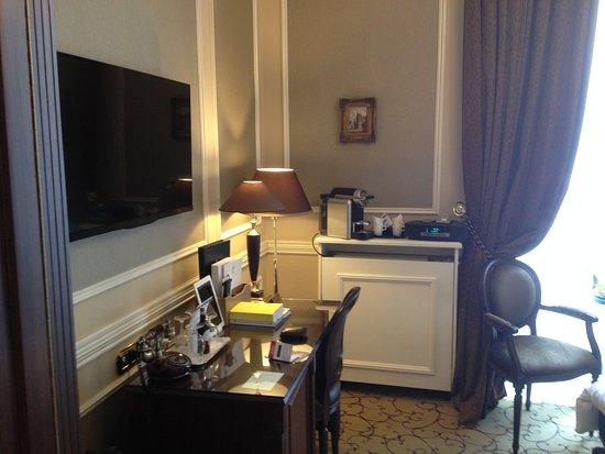 Kamer elke kamer is voorzien van ipad koffie thee water