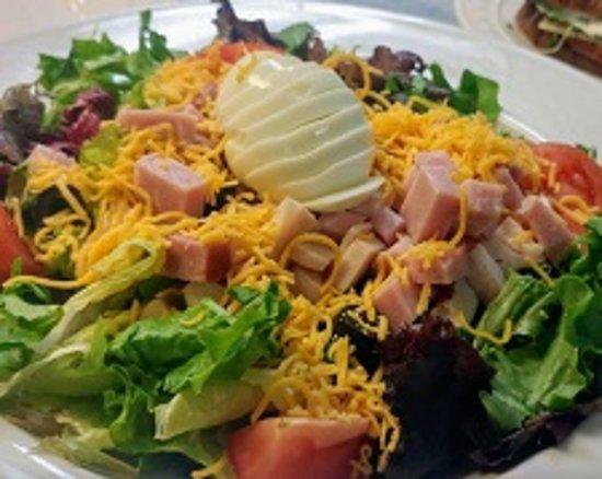 Wylie, Техас: Chef Salad....  YUM!