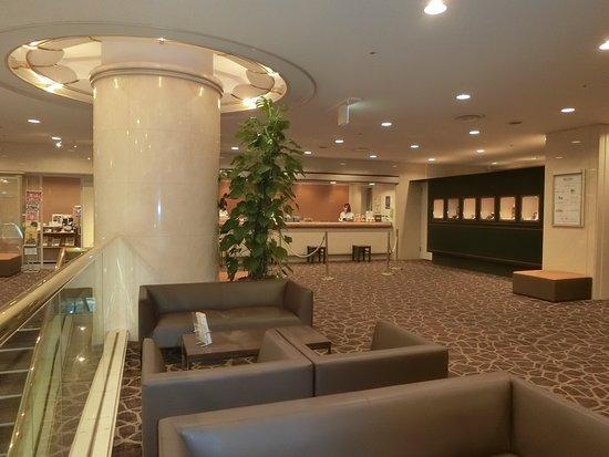 高レベルのビジネスホテル