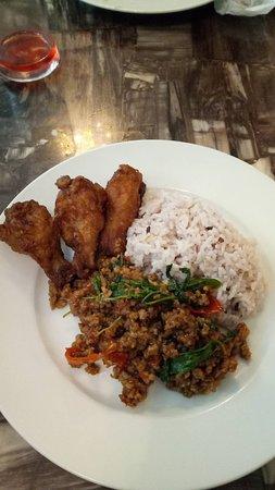 Tak, تايلاند: buffet breakfast