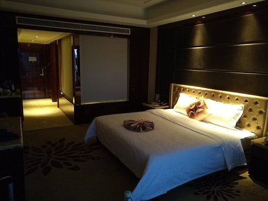 Huaihua, China: La chambre executive