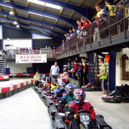 Hartshill, UK: Ace Karting