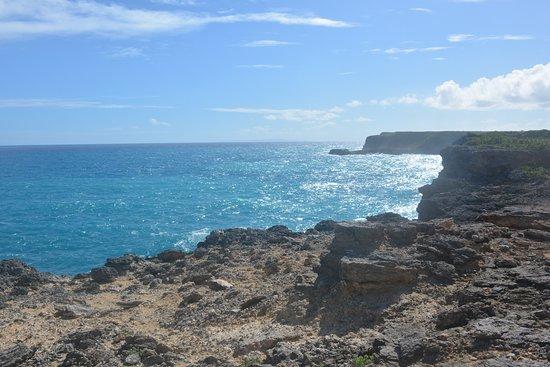 Anse-Bertrand, Guadeloupe: A l'infini
