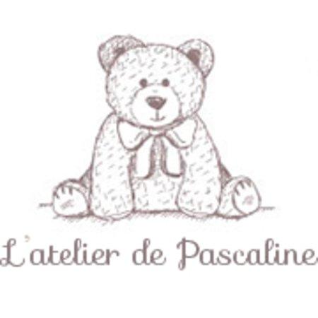 Sauveterre-de-Rouergue, Prancis: Logo L'Atelier de Pascaline