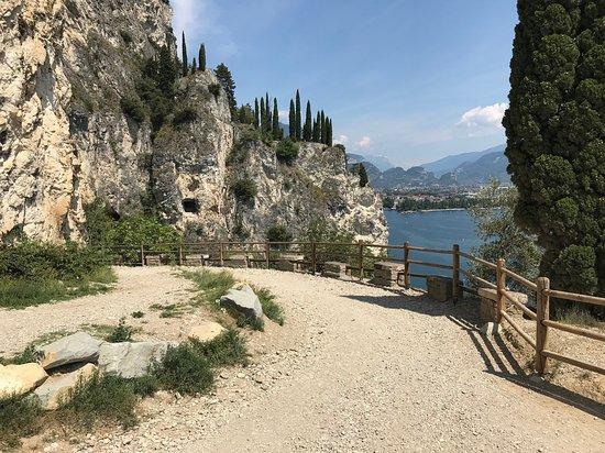 Limone sul Garda, Italie: In cima alla Strada del Ponale