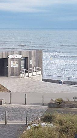 Saint-Hilaire-de-Riez, Frankreich: Base nautique de st hilaire de riez..la plage des demoiselles va de Sion, les becs, st hilaire,