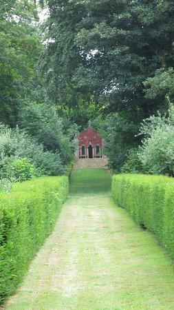 Painswick Rococo Garden: Well organised garden