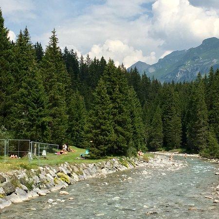 Waldschwimmbad am Lech