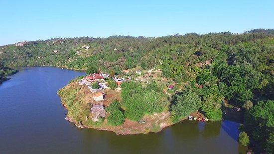 Póvoa de Midões, Portugal: Retiro no Rio - river retreat B&B