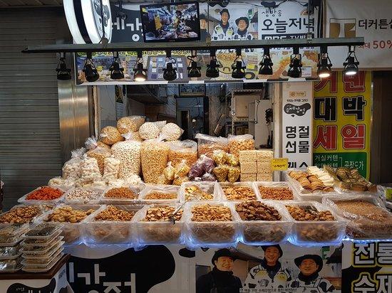 Uijeongbu Jeil Market