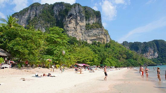 Phu Pha Ao Nang Resort and Spa: La plage d'Ao Nang