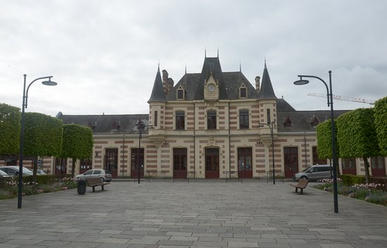 Gare de Vitre