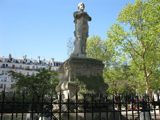 Monument a Michel Servet