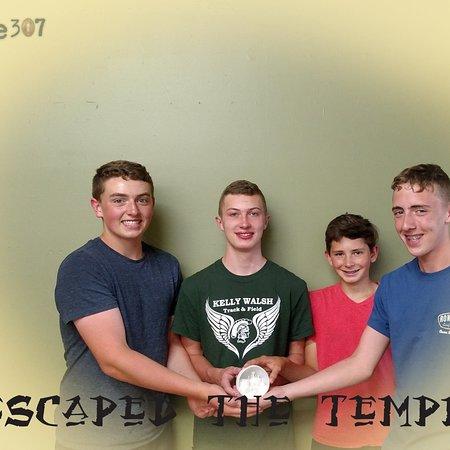 Escape 307