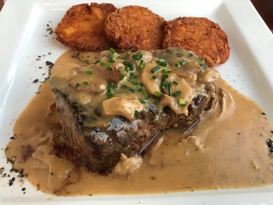 Mauth, Allemagne : leckeres Rumpsteak