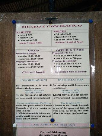 Museo Etnografico Antico Mulino ad Acqua Licheri