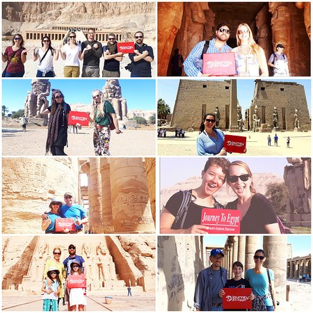 Journey To Egypt - Luxor Tours