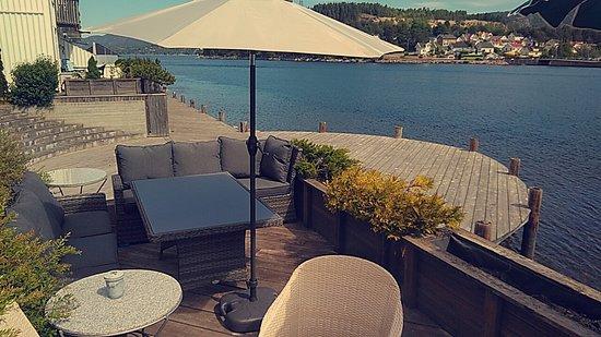 Svelvik, Norwegen: Lounge