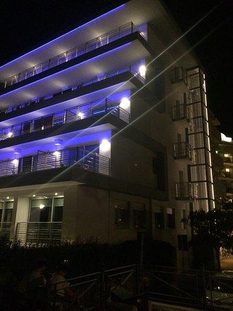 Hotel Tritone Bild