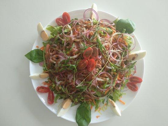 Il Camino: Salada mediterrânea