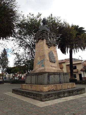 Monumento a Miguel Moreno