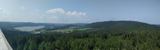 Lipno nad Vltavou, Cộng hòa Séc: Stezka Korunami Stromů