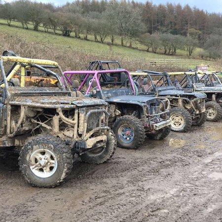 Taff's Well, UK: 4x4 Driving School