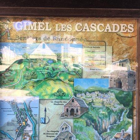 Gimel-les-Cascades照片