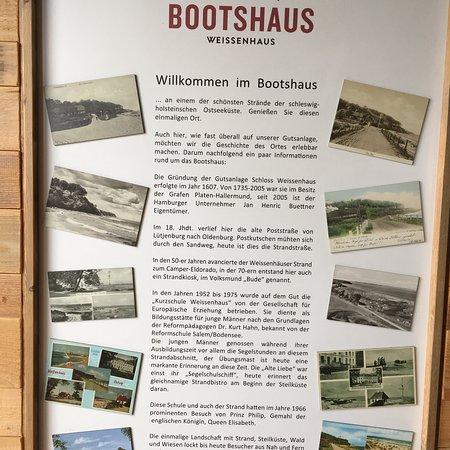 Bootshaus Weissenhaus