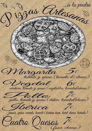 Itero de la Vega, إسبانيا: carta