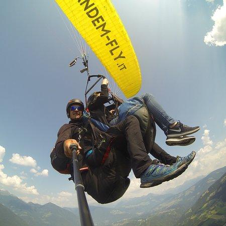 Брессаноне, Италия: Tandem-Fly