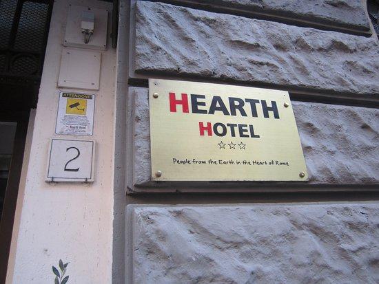 Heart Hotel: Fachada del hotel