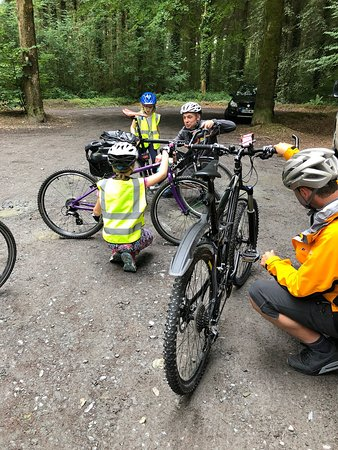 Crys Melyn Cycling: Bike checks