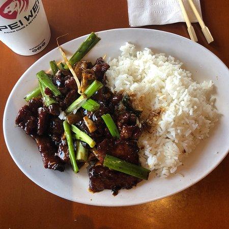 Pei Wei Asian Diner El Paso 1325 George Dieter Dr