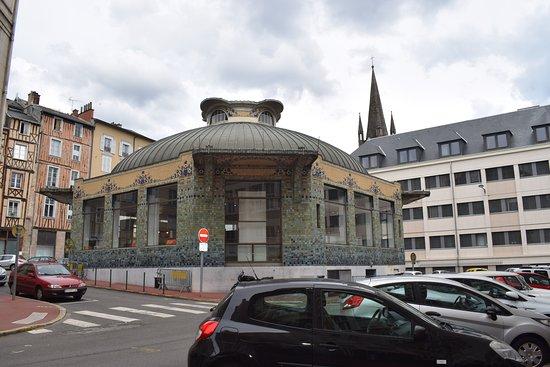 Pavillon du Verdurier