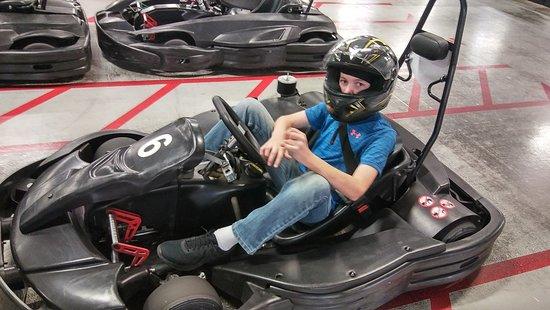 Rogue Karting