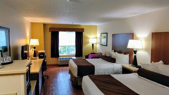 Fijn hotel als startpunt voor Mount Rainier