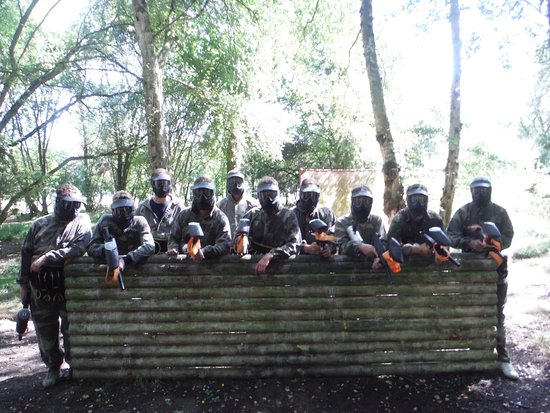 Gunsmoke Paintball Colchester