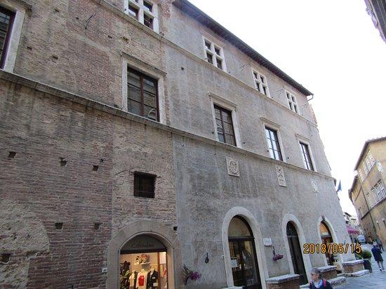 Pienza, Olaszország: Palazzo Ammannati