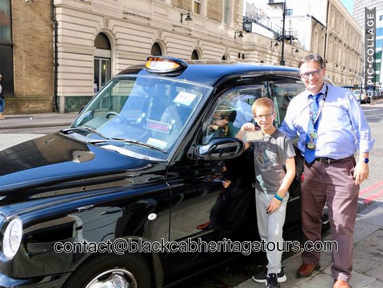 ‪Black Cab Heritage Tours‬