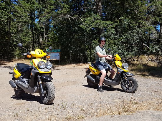 Galiano Moped and Boat Rentals Ltd