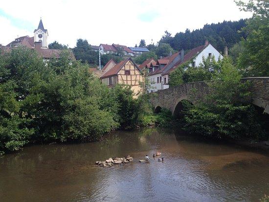 Historische Lauterbrücke