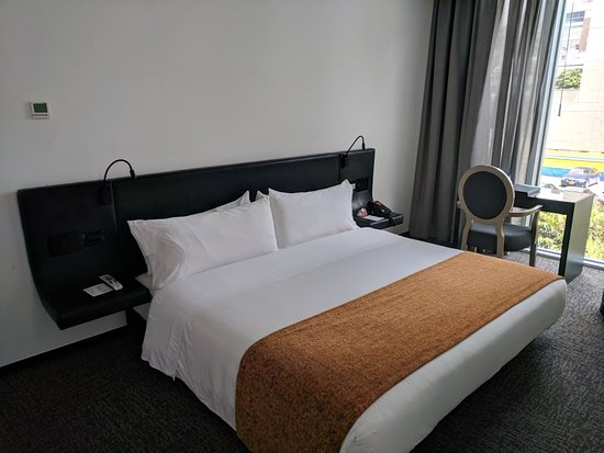 Great location, excellent servicep