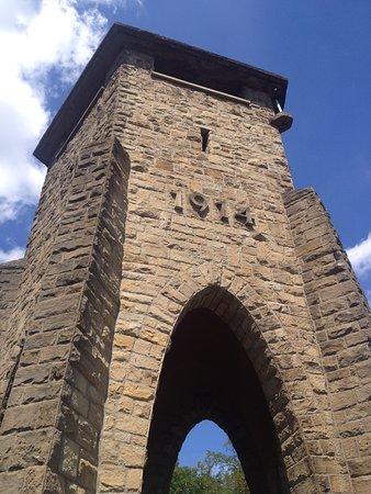 Aussichtsturm mit Kriegerdenkmal Igelskopf
