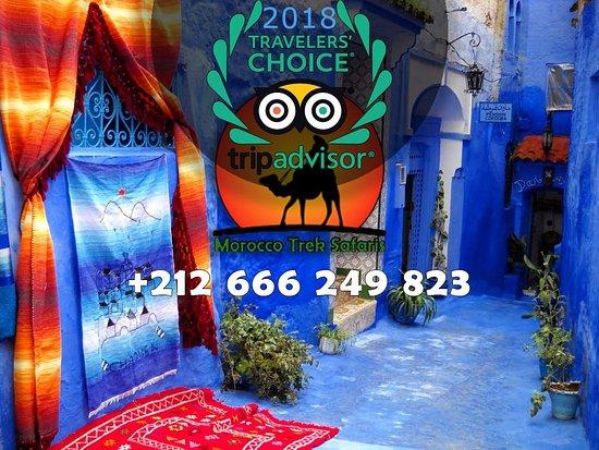 Chefchaouen, Maroko: Travel choice