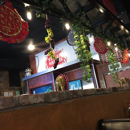 Clean, tasty Indian food and friendlier service