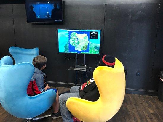Muse VR  Virtual Reality Arcade