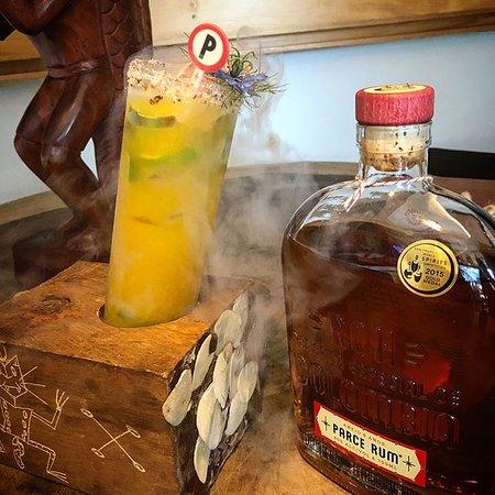 Evento Parce rum