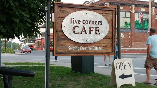 Five Corners Cafe Old Forge